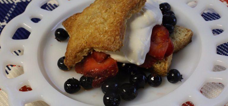 Brown Sugar Shortcakes | Pork Cracklins