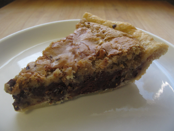 Tuscaloosa Tollhouse Pie | Pork Cracklins
