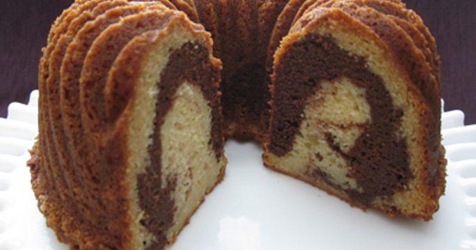 Marble Bundt Cake | Pork Cracklins