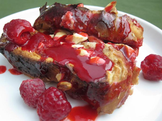 Baked French Toast | Pork Cracklins