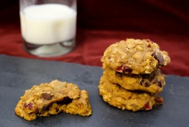 Pumpkin Harvest Dunking Cookies | Pork Cracklins