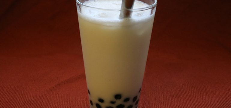 Bubble Tea | Pork Cracklins