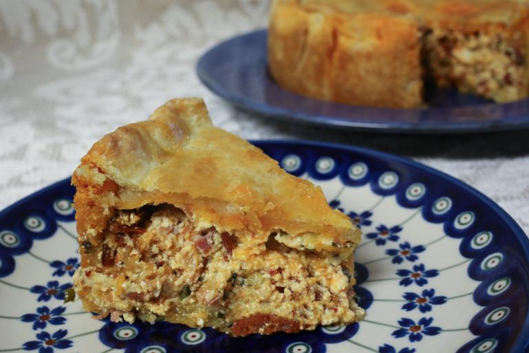 Mega Easter Pie | Pork Cracklins