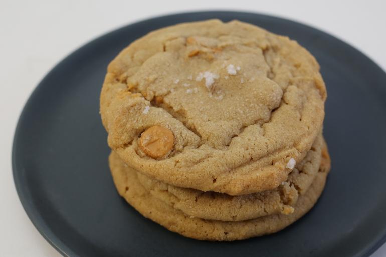 Peanut Butter Butterscotch Cookies | Pork Cracklins