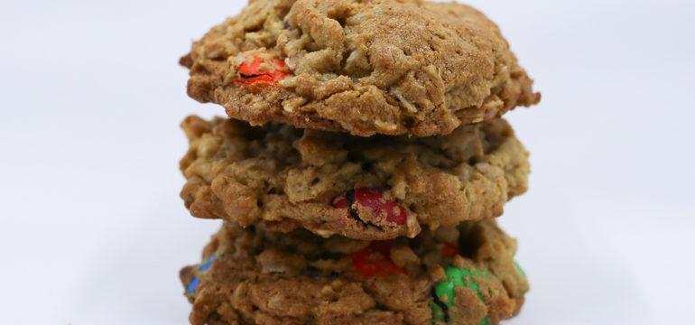 Monster Cookies | Pork Cracklins